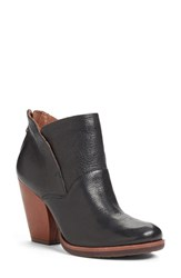 Women's Kork Ease 'Castaneda' Ankle Boot Black Leather