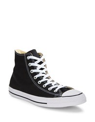 Converse All Star High Top Unisex Sneakers Black