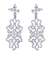 Carat Godiva Heroines Chandelier Earrings Female