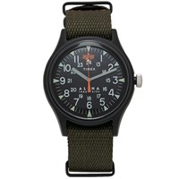 Timex X Alpha Industries Mk1 Aluminium Black