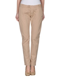 Duck Farm Casual Pants Beige