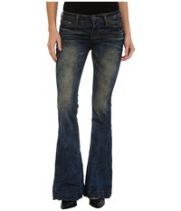 Affliction Ginger Flare Jeans In Florence Wash Florence Wash Women's Jeans Blue
