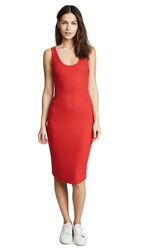 Feel The Piece Victoria Dress Scarlet