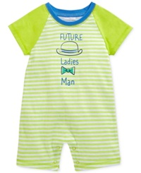 First Impressions Baby Boys' Future Ladies Man Romper