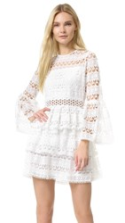 Alexis Gem Dress White