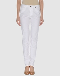 Tag Elements Casual Pants White
