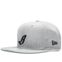 Billionaire Boys Club Margin Snapback Heather Grey