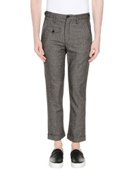 Gazzarrini Casual Pants Steel Grey