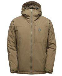 Black Diamond Pursuit Hoodie From Eastern Mountain Sports Burnt Olive