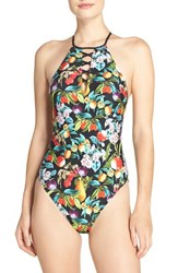 Nanette Lepore Women's Amor One Piece Swimsuit