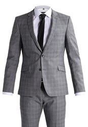 Strellson Allen Mercer Suit Medium Grey