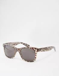 A. J. Morgan Aj Morgan Wayfarer Sunglasses Grey