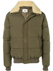 Pyrenex Padded Jacket Green