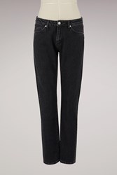 Officine Generale Cotton Jeans Grey