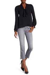 7 For All Mankind The Ankle Straight Leg Jean Gray