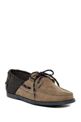Hawke And Co. Legend 2 Boat Shoe Gray