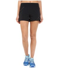 Asics Asx Distance Shorts Performance Black Women's Shorts