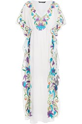 Kas Ivy Embroidered Kaftan Gr. S