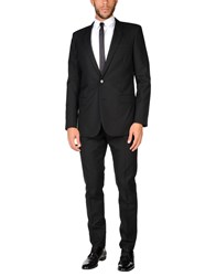Saint Laurent Suits Black