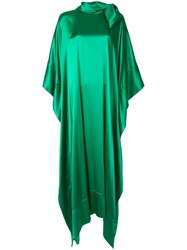 Taller Marmo New Age Gown Green