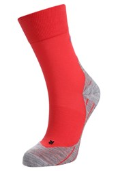 Falke Ru4 Sports Socks Bloody Mary Red