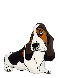 Silken Favours Stanley The Basset Hound Pillow
