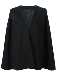 Maison Martin Margiela Maison Margiela Wrap Around Cape Black