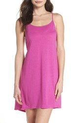 Josie Heather Tees Chemise Ht Pink