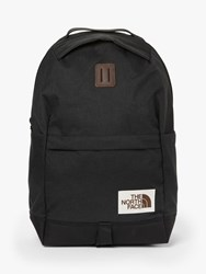 The North Face Daypack Backpack Tnf Black Heather
