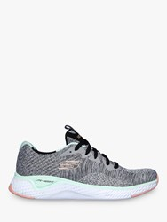 Skechers Solar Lace Up Trainers Grey