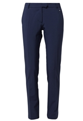 J. Lindeberg J.Lindeberg Freja Trousers Navy Purple Dark Blue