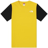 The North Face 94 Rage Graphic Tee Yellow