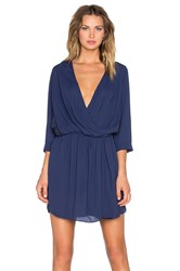 Heartloom Celine Dress Navy