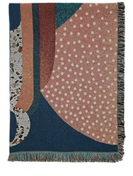 Forget Me Not Mystic Throw Multicolor
