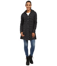 Kuhl Isla Long Coat Raven Women's Coat Black