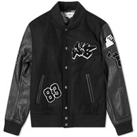 Sophnet Soph. X Wild Bunch Stadium Jacket Black