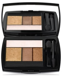 Lancome Lancome Color Design Eye Brightening All In One 5 Shadow And Liner Palette Golden Frenzy