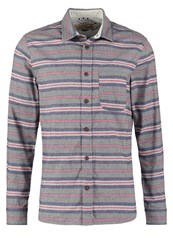 Chevignon Riding Straight Fit Shirt Gris Chine Mottled Grey