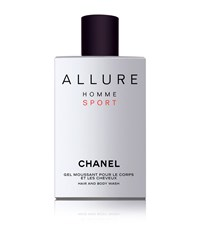 Chanel Allure Homme Sport Hair And Body Wash Male