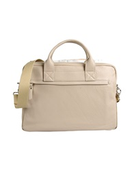 Doucal's Work Bags Beige