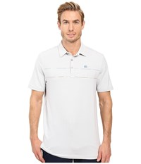 Travis Mathew Simpson Polo Micro Chip Men's Clothing Pink