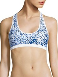 We Are Handsome Le Tigre Sports Bra Multicolor