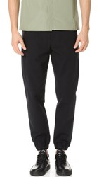 3.1 Phillip Lim Classic Track Pants With Side Zip Detail Midnight