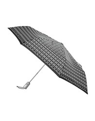 Totes Signature Automatic Umbrella Grey