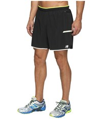 New Balance Viz Shorts Black Men's Shorts