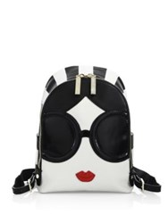 Alice Olivia Stace Face Small Backpack Multi