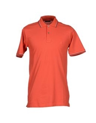 Bramante Polo Shirts Red