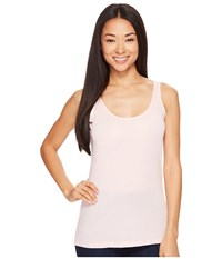 Columbia Radiant Glow Tank Top Cherry Blossom Heather Women's Sleeveless White