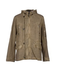Mcs Marlboro Classics Coats And Jackets Jackets Men Khaki