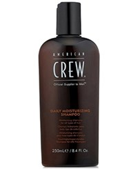 American Crew Daily Moisturizing Shampoo 8.4 Oz. No Color